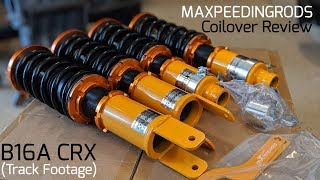 Are Budget Coilovers Worth Buying? MAXPEEDINGRODS REVIEW