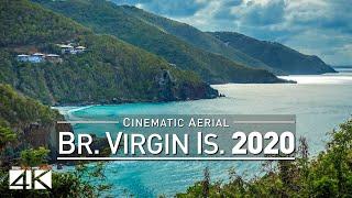 【4K】Drone Footage | British Virgin Islands - Caribbeans Finest BVI 2019 ..:: Cinematic Aerial Film