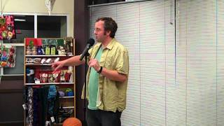 Bookworm Bakery And Cafe Presents Comedy Night November 18 2011 Video 4