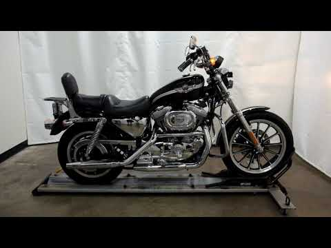 2003 Harley-Davidson XL 1200C Sportster® 1200 Custom in Eden Prairie, Minnesota - Video 1