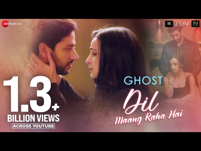 Dil Maang Raha Hai Lyrics - Ghost poster