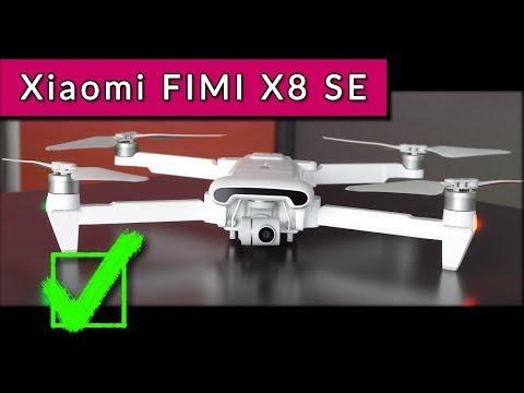 Xiaomi Fimi X8 SE Drohne im Praxistest