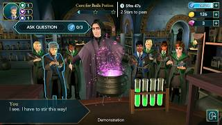 Harry potter hogwarts mystery #1 первый взгляд!