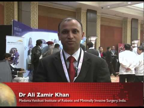 Ali Zamir Khan_Medanta Vattikuti Institute of Robotic and Minimally Invasive Surgery, India