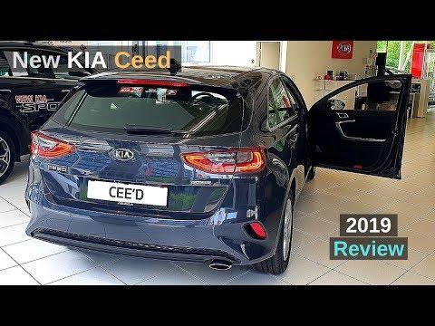 New Kia Ceed 2019 Review Interior Exterior