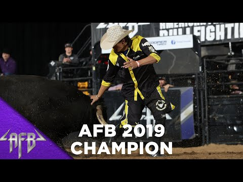 AFB: Alex McWilliams is Crowned 👑The 2019 AFB Champion