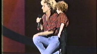 Rod Stewart -   American Music Awards 1989 My Heart Can't Tell You No & Forever Young