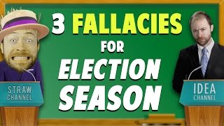 3 Fallacies For Election Season!