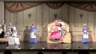 "THE PHANTOM OF THE OPERA, ""Poor Fool,"" ""Il Muto"" & ""The Ballet,"" High School Production"