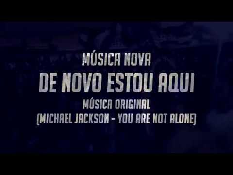 """""""Camisa 33 - De novo estou aqui [Música Nova]"""" Barra: Camisa 33 • Club: Remo"""