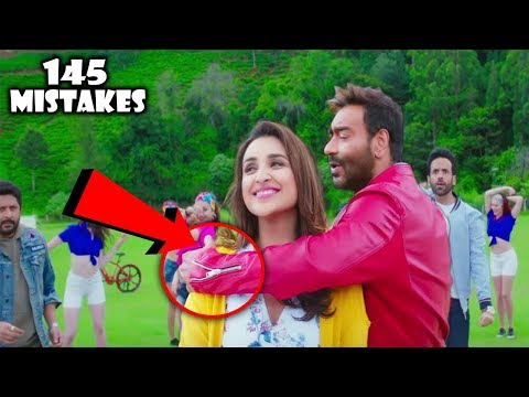 (145 Mistakes) In Golmaal Again - Plenty Mistakes in Golmaal Again Full Hindi Movie | Ajay Devgn