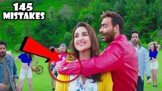 "(145 Mistakes) In Golmaal Again - Plenty Mistakes in ""Golmaal Again"" Full Hindi Movie   Ajay Devgn"