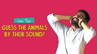 Can You Guess The Animals By Their Sound? | Ft. Aakansha & Shivam | Ok Tested