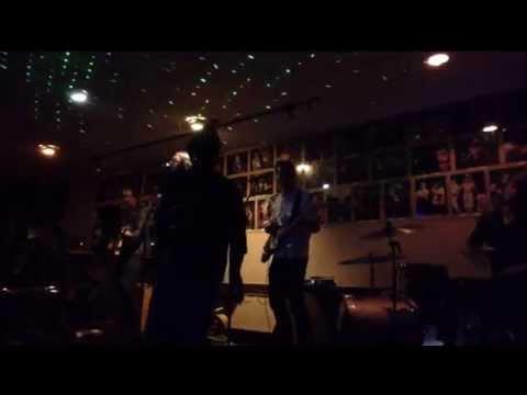 The Devil Has Got Me Now @ The Kibitz Room - Nigel Walsh & His Band