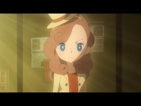 LAYTON'S MYSTERY JOURNEY: Katrielle and the Millionaires' Conspiracy thumbnail