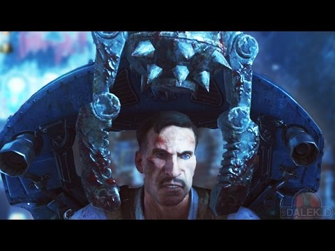 Call of Duty Black Ops Walkthrough - DER EISENDRACHE EASTER