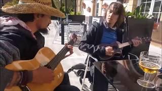 Video Patt Berry - Jam in Spain