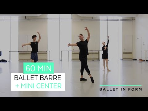 60-min Ballet Class at Pacific Northwest Ballet