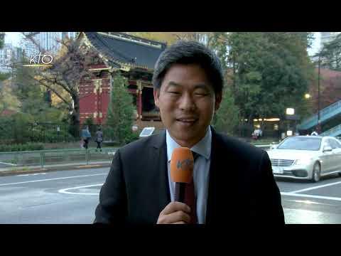 Protéger toute vie : le message de François au Japon