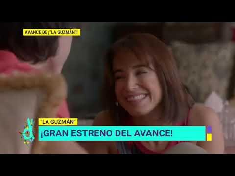 Estrenan primer avance de la serie de Alejandra Guzmán