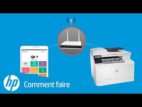 Apprenez à configurer une imprimante HP sans fil en utilisant HP Smart sous Android.