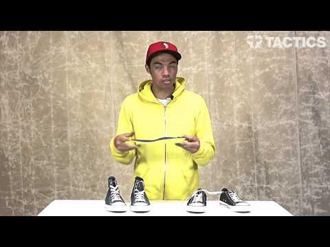 Converse Chuck Taylor All Star Pro Skate Shoes Review – Tactics.com