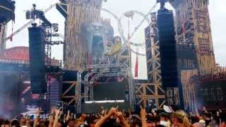 preview picture of video 'Dominator Festival 2013 - Carnival of Doom MAD DOG CARNIVAL OF DOOM [HD]'