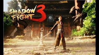 Бой с тенью 3 #9  НОВОЕ ОБНОВЛЕНИЕ ГРОЗА БОЛОТ ГЛАВА 2 игра мультик Shadow Fight 3 #Мобильные игры