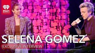 Selena Gomez Talks Collaborating With Kid Cudi, 6LACK + More!