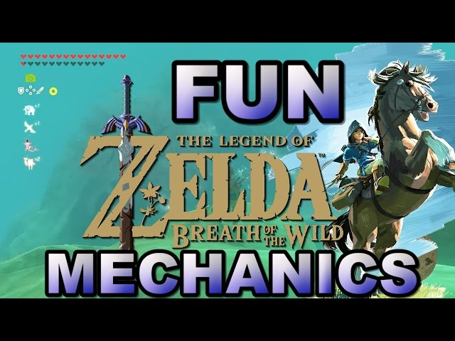 Zelda: Breath of the Wild Labyrinths Guide – How to Complete