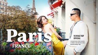 [ Tập 10 ] - Ngọc Trinh và Vũ Khắc Tiệp chơi lớn đập hộp căn phòng 110 triệu ở Paris