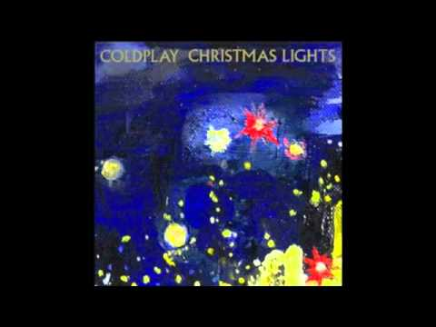 Coldplay - Christmas Lights (Audio)