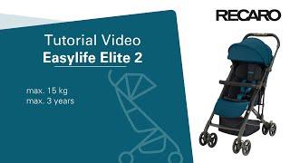RECARO Easylife Elite 2 Tutorial Video