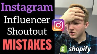 Biggest Mistakes You Are Making With Shoutouts (Instagram Influencers)
