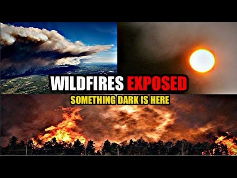 Conspiracy: Something Dark Is Happening Here Wildfires EXPOSED