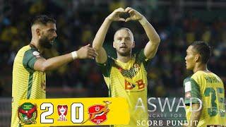 Kedah 2 - 0 Kelantan | Piala Malaysia 09-09-2017