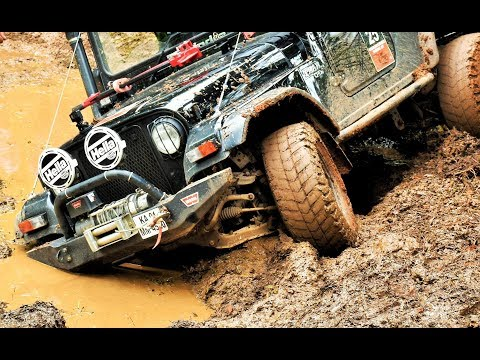 Wayanad Annual Monsoon Off - Roading Thar Performing