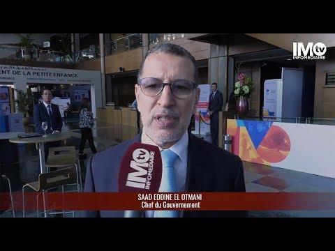 """Exclusif : Le Chef du Gouvernement parle """"développement humain"""" sur IMTV"""