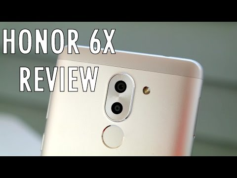 Huawei Honor 6X Review: CES 2017 Travel Phone Success