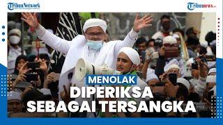 Rizieq Shihab Menolak Diperiksa sebagai Tersangka Kasus RS Ummi Bogor, Begini Penjelasan Pengacara