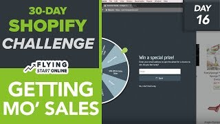 Conversion Rate Optimization For Shopify Stores - (Day 16/30) #Bizathon3
