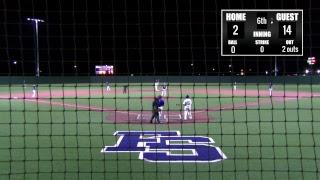 Varsity Baseball FS Panthers vs. Reagan County Owls