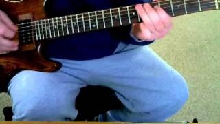 Deep Purple/ Bloodsucker guitar cover