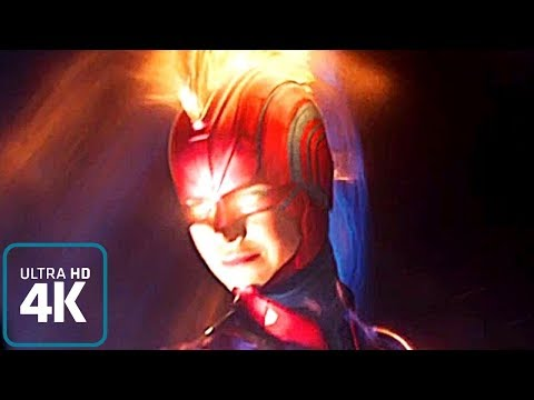Captain Marvel: All Powers from the Trailer (Fan Demand)
