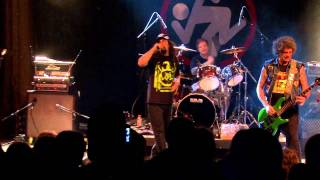 "D.R.I. ""Mad Man, Couch Slouch, Equal People & Yes Ma'am"" Live 12/14/11"