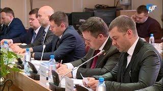 В Великом Новгороде обсудили итоги работы в 2018 году в инвестиционной сфере региона