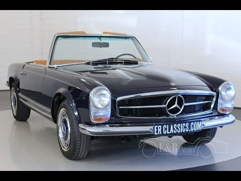Video of Classic '68 Mercedes-Benz 280SL - $109,750.00 Offered by E & R Classics - MU4I