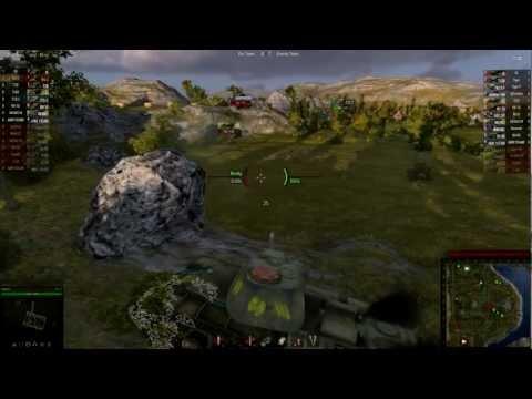 World of Tanks: KV-3 8 kills