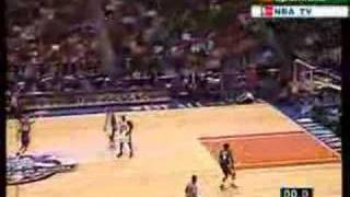 NBA All Star Game 2001 highlights(all dunks,blocks,nice3pts)