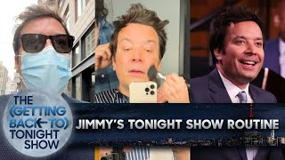 Jimmy's Tonight Show Routine   The (Getting Back to) Tonight Show - Ep. 6 thumbnail